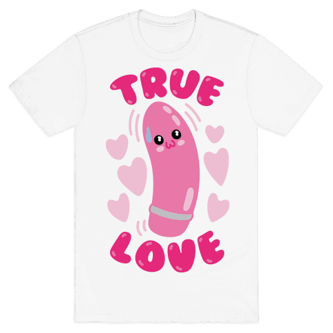 True Love Mens T-Shirt