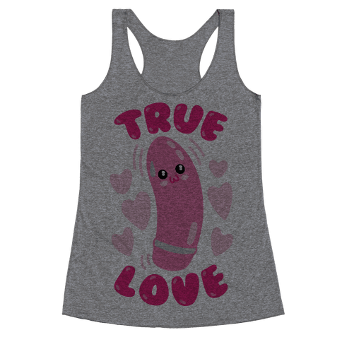 True Love Racerback Tank Top