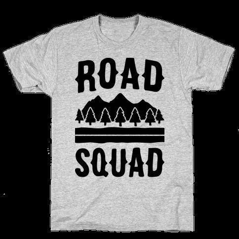 Road Squad Mens T-Shirt