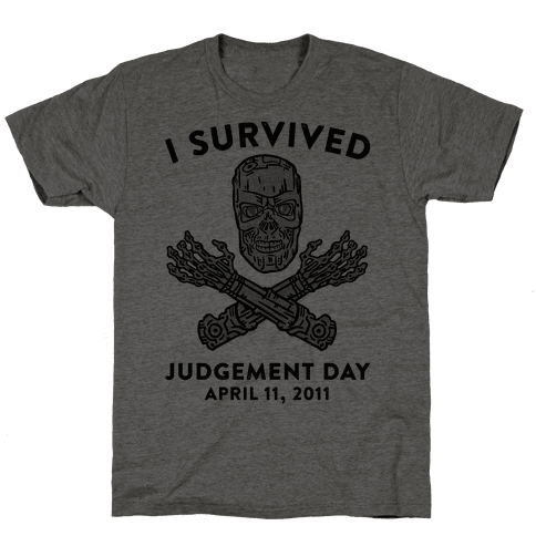 I Survived Judgement Day