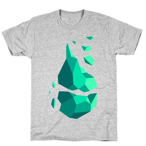 Broken Quartz Mountain T-Shirt