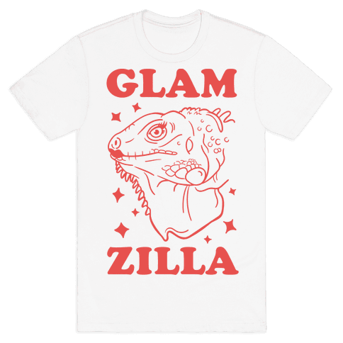 Glamzilla Mens T-Shirt