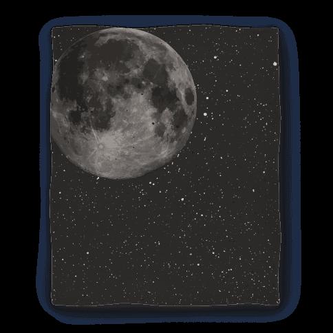 Moon Blanket Blanket