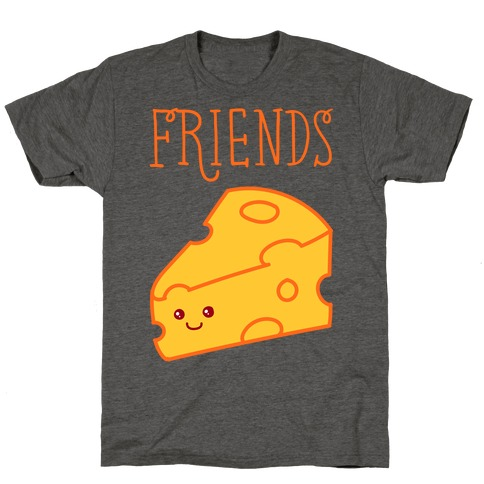 Best Friends Macaroni and Cheese 2 T-Shirt