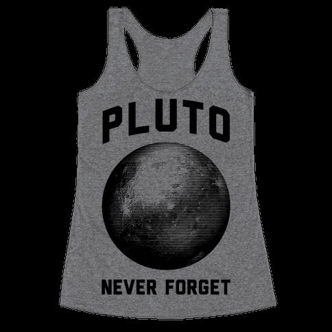 Pluto Racerback Tank Top