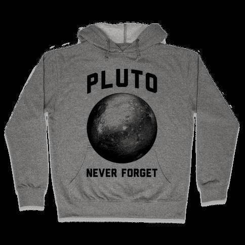 Pluto Hooded Sweatshirt