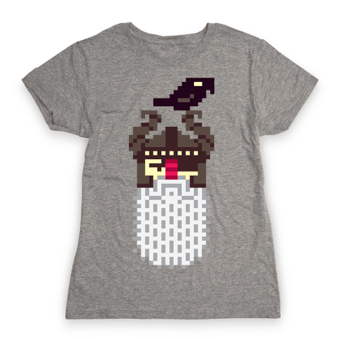 Pixel Odin Womens T-Shirt