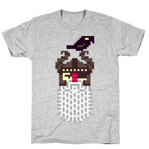 Pixel Odin T-Shirt