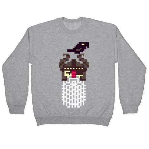 Pixel Odin Pullover