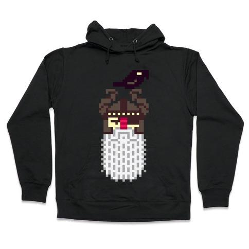 Pixel Odin Hooded Sweatshirt