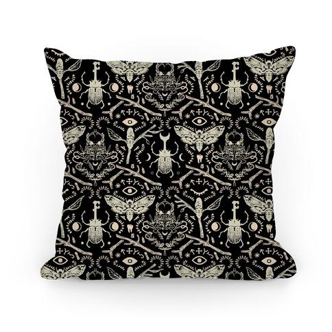Occult Musings Pillow