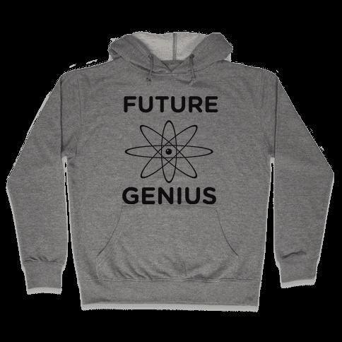 Baby Genius Hooded Sweatshirt