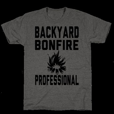 Backyard Bonfire Professional