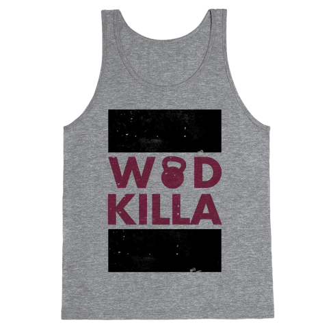 Crossfit Killa Tank Top