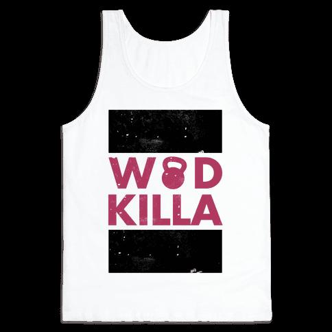 Crossfit Killa Tank Top