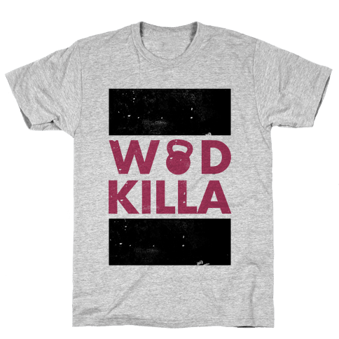 Crossfit Killa Mens T-Shirt