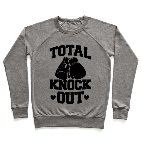 Total Knockout Pullover