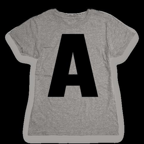 A Womens T-Shirt