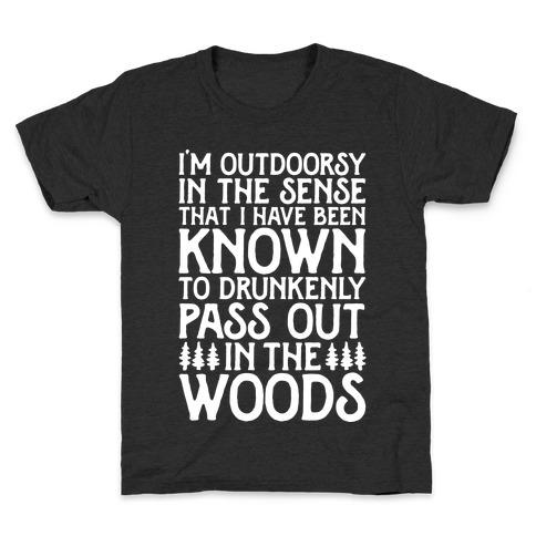 Outdoorsy Kids T-Shirt