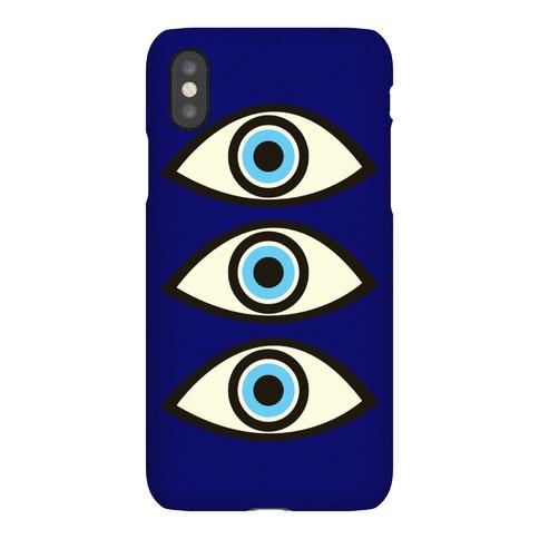 Evil Eye Phone Case