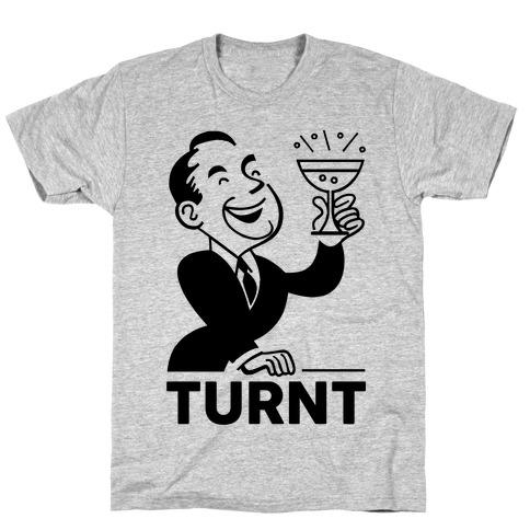 Turnt Gentleman T-Shirt