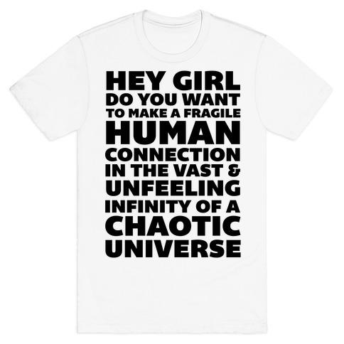 Fragile Human Connection T-Shirt
