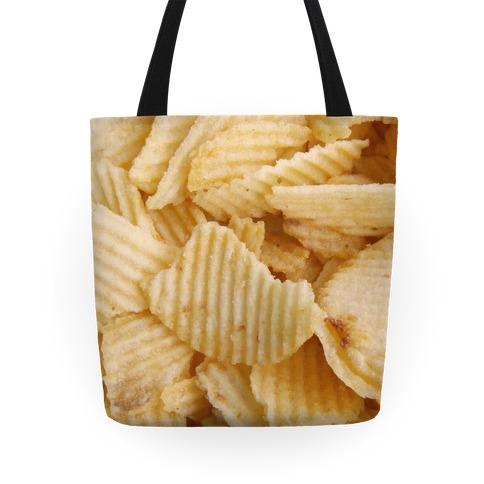 Potato Chip Tote Tote