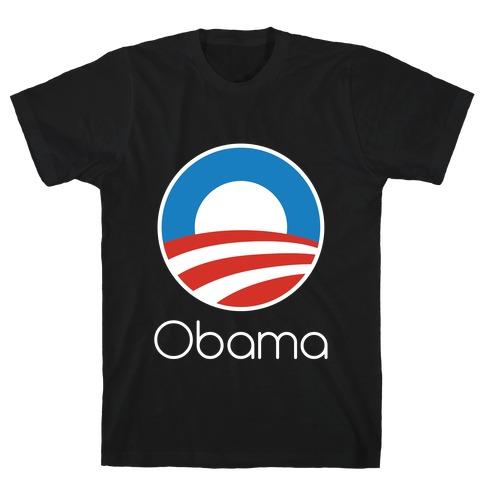 Obama Pepsi Mens T-Shirt