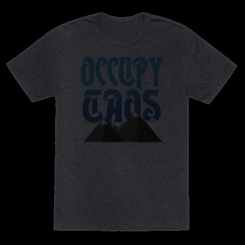 Occupy Aspen Dusk