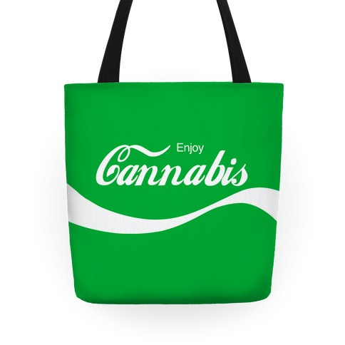 Enjoy Cannabis Tote