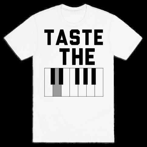 Taste The D Mens T-Shirt