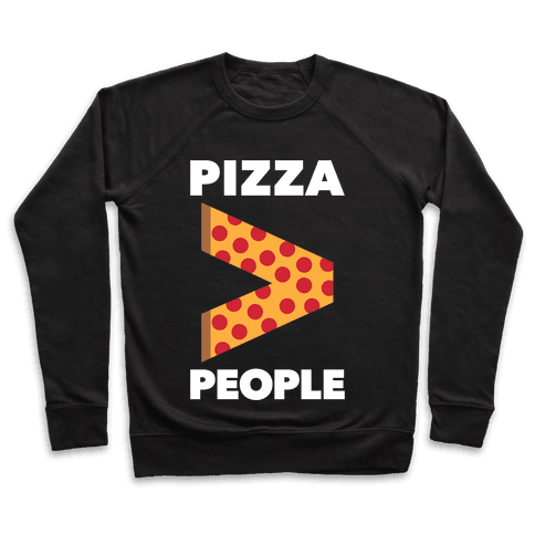 Pizza > People Pullover