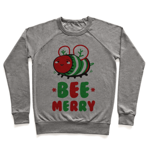Bee Merry Pullover