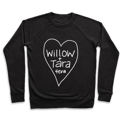 Willow + Tara 4eva Pullover