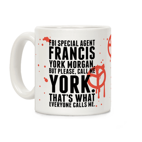 Francis York Morgan Coffee Mug