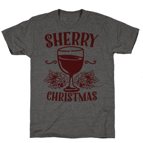 Sherry Christmas