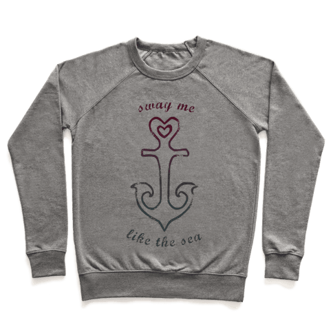 Sway Me Like the Sea Pullover