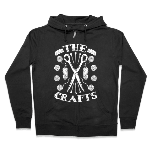 The Crafts Zip Hoodie