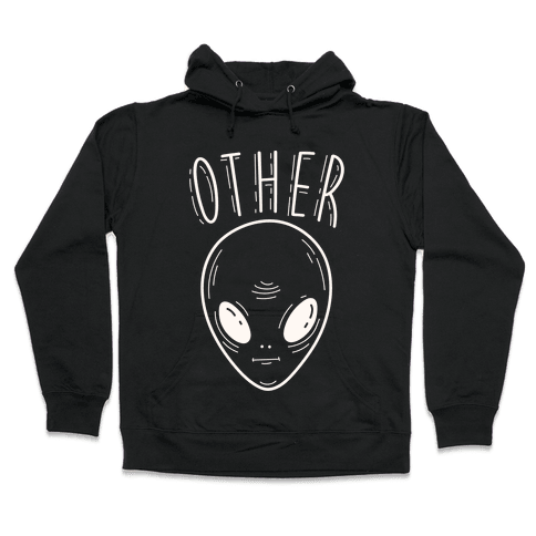 Other Alien Hooded Sweatshirt