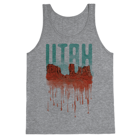 Monument Valley, Utah Tank Top