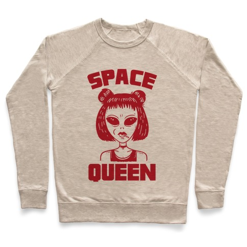 Space Queen Pullover