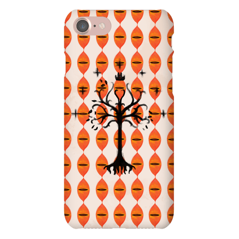 Tree of Gondor Pattern Phone Case