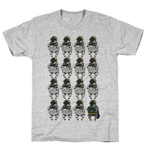 Clone Army Mens T-Shirt