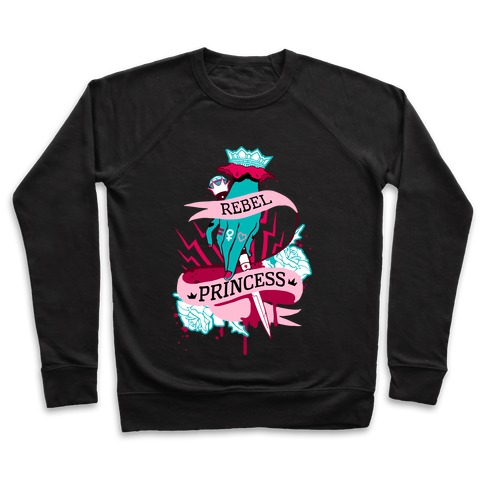 Rebel Princess Pullover