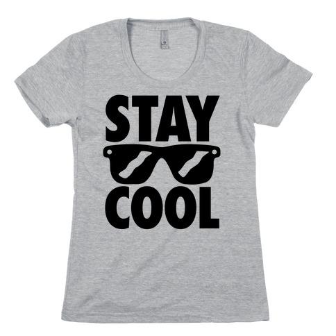 Stay Cool Womens T-Shirt