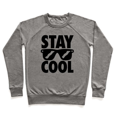 Stay Cool Pullover