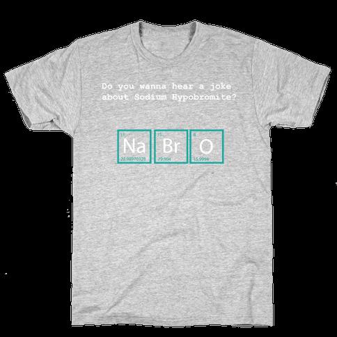 NaBrO Mens T-Shirt