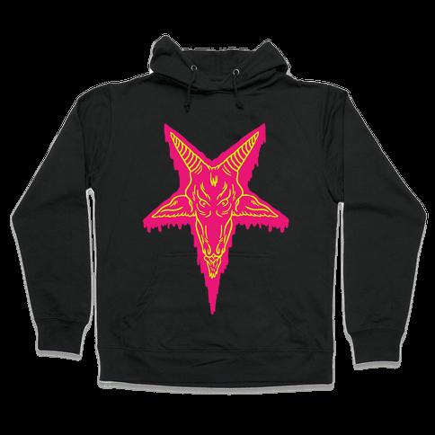 The Goat Hooded Sweatshirt