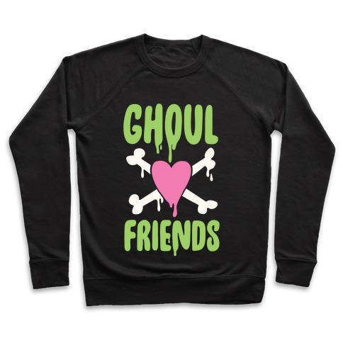 Ghoul Friends Pullover