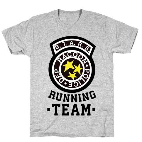 S.t.a.r.s Running team T-Shirt